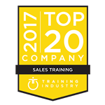 Top 20 Sales Training Company 2017