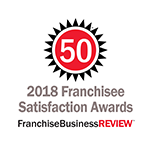 2018 Franchisee Satisfaction Awards
